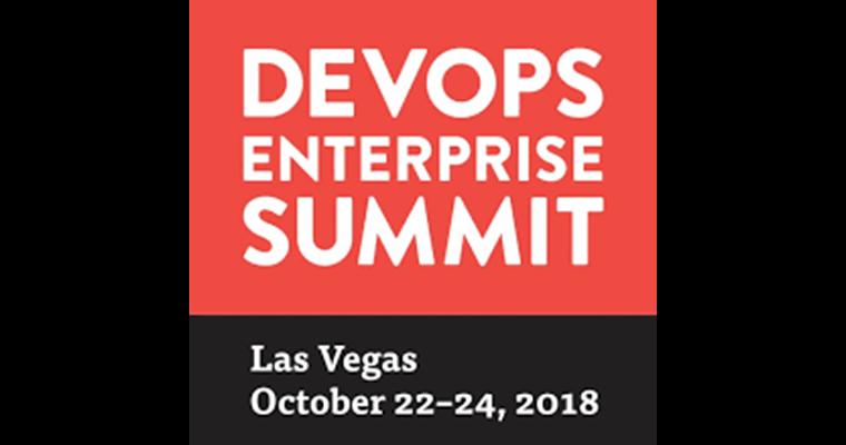 DevOps Enterprise Summit Las Vegas October 2018