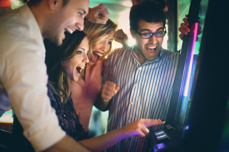 Arcade game + sonatype HH