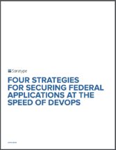 Four Strategies for securing Federal Applications at the speed of Devops