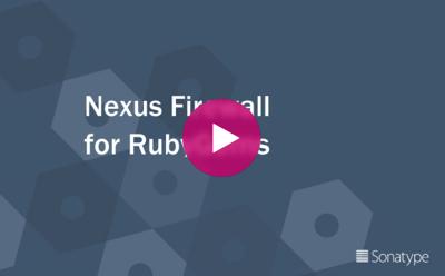 DevSecOps Delivered: Utilisation de Firewall pour RubyGem