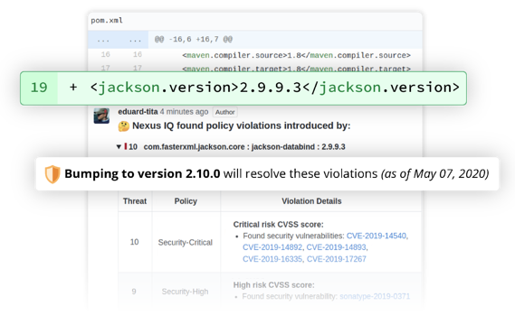 Echtzeit-Feedback von Entwicklern