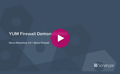 Nexus Firewall for RPMYUM