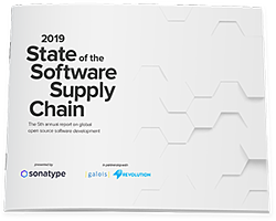 2019 State of the Software Supply Chain