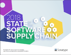 2018 State of the Software Supply Chain