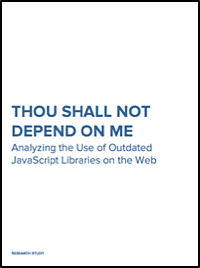 Though Shall Not Depend on Me