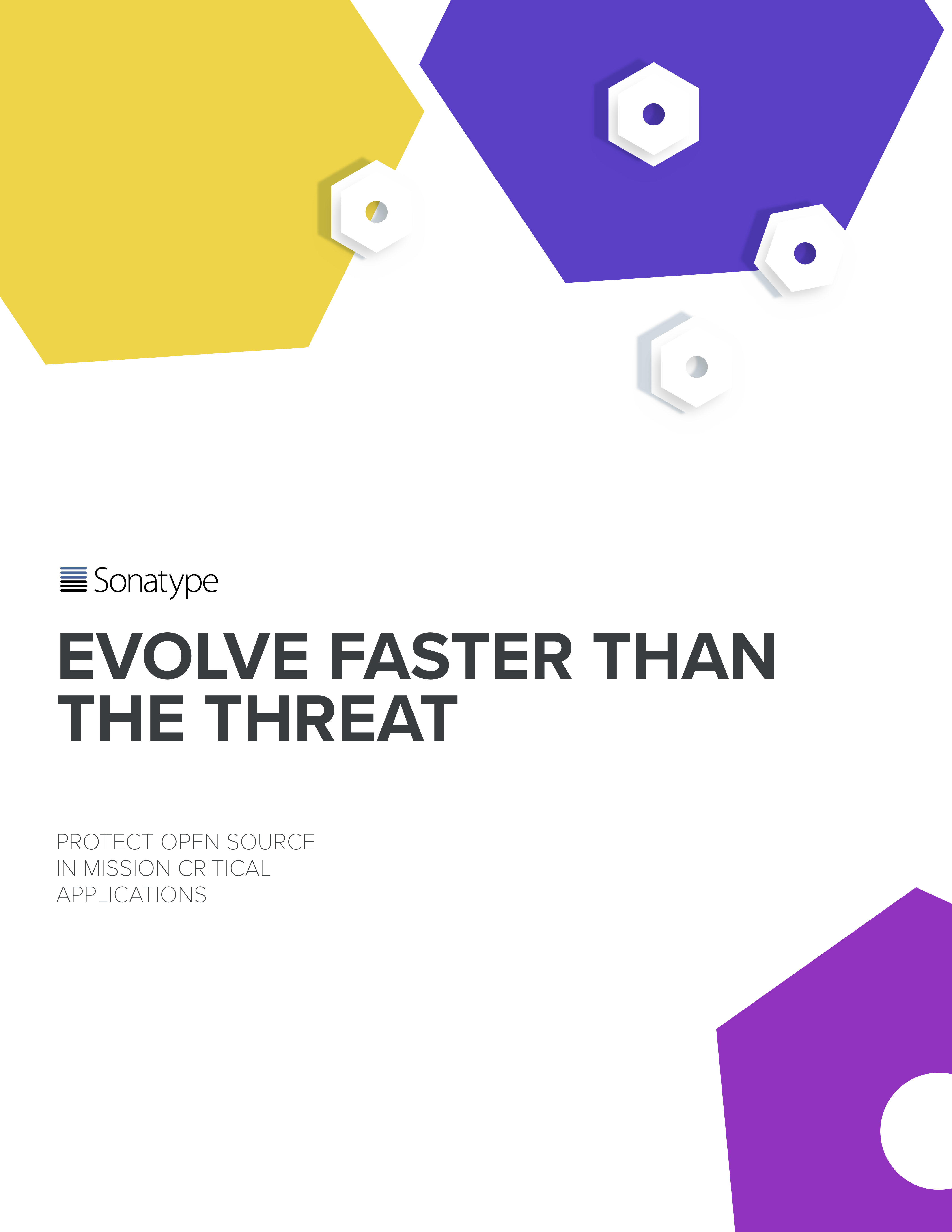 Evolve Faster Than The Threat