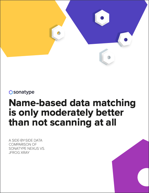 Name-based data matching is only moderately better than not scanning at all